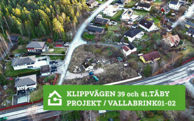 PROJEKT – Vallabrink01 och Vallabrink02