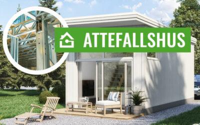 PROJEKT – Attefallshus